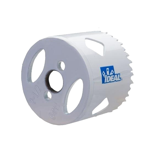 Ideal 36-563 Bi-Metal Hole Saw 1-1/8in 10/pack