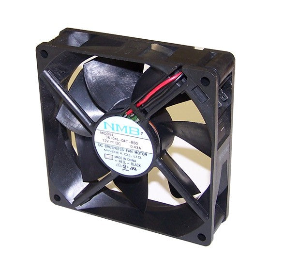 NMB TECHNOLOGIES  3610KL-04W-B50 92mm 12VDC Axial Fan