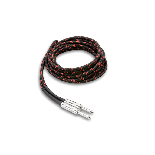 Hosa 3GT-18C5 18' Cloth Guitar Cable