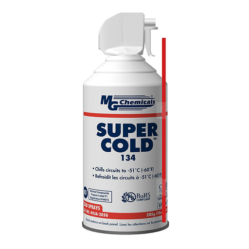 Mg Chemicals 403A-285G Super Cold Spray 134