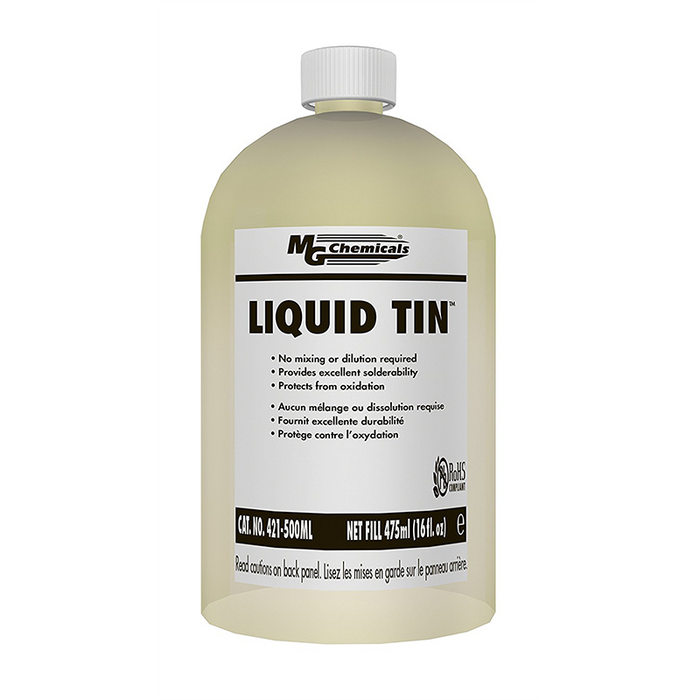 Mg Chemicals 421-500ML Liquid Tin