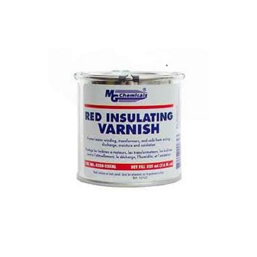 Mg Chemicals 4228-225ML Red GLPT Insulating Varnish