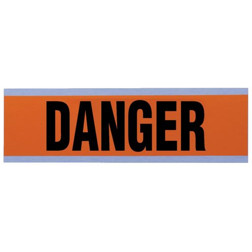 "Ideal 44-289 Voltage and Conduit Marker Card, ""Danger"", Large"