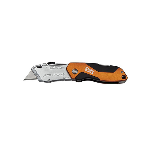 Klein Tools 44130 Auto-Loading Folding Utility Knife