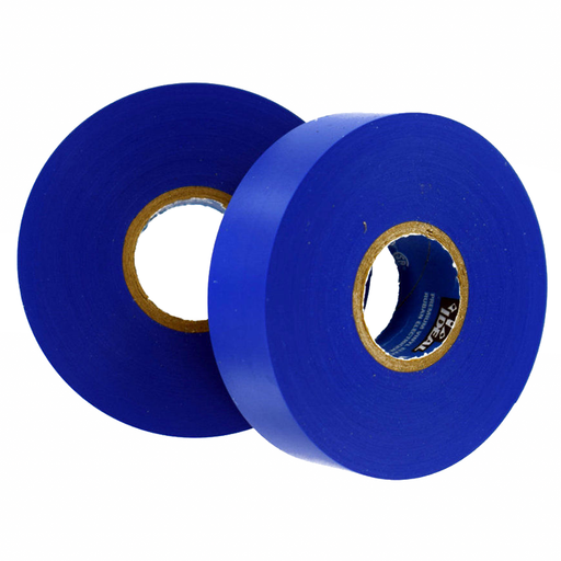 Ideal 46-35-BLU Wire Armour Professional Vinyl Electrical Tape, Blue