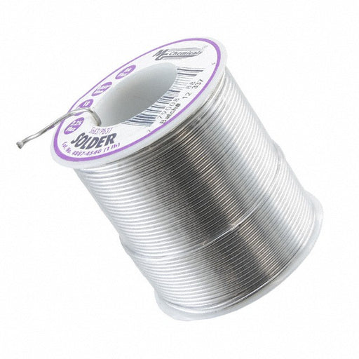 "MG Chemicals 4887-454G Sn63/Pb37 Rosin Core Leaded Solder 0.05"" Diameter 1 lb Spool"
