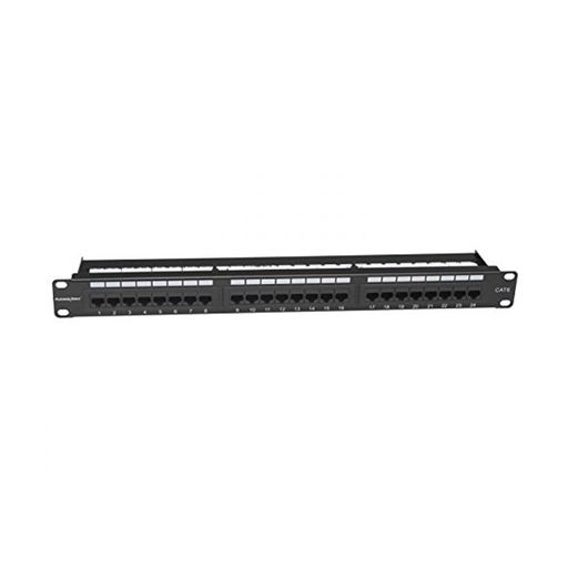 Platinum Tools 661-24C6 Platinum 24 Port Cat6 Non-Shielded