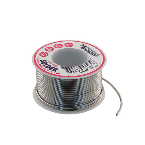 "MG Chemicals 4898-227G Sn60/Pb40 Rosin Core Leaded Solder, 0.062"" Diameter, 1/2 lbs Spool"