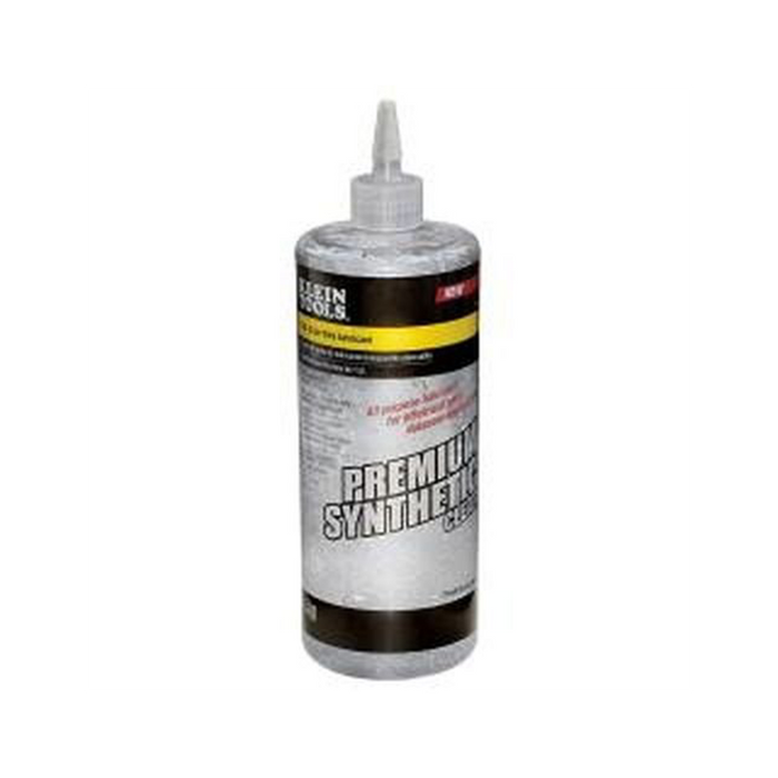 Klein Tools 51028 1 Quart Premium Synthetic Clear Lubricant