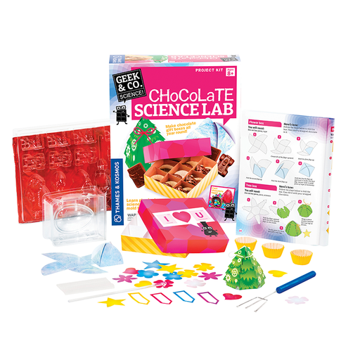 Thames and Kosmos 550019 Chocolate Science Lab