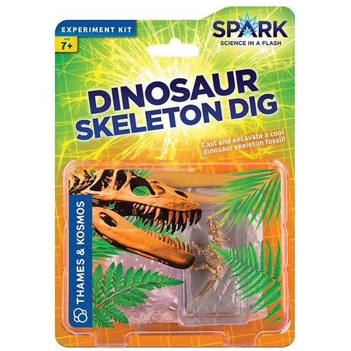 Thames and Kosmos 551008 Dinosaur Skeleton Dig