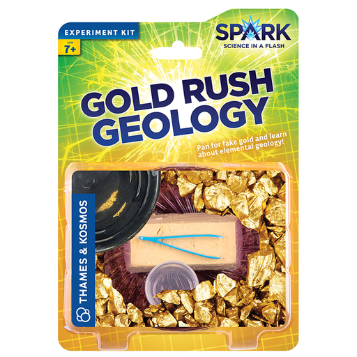 Thames and Kosmos 551012 Gold Rush Geology