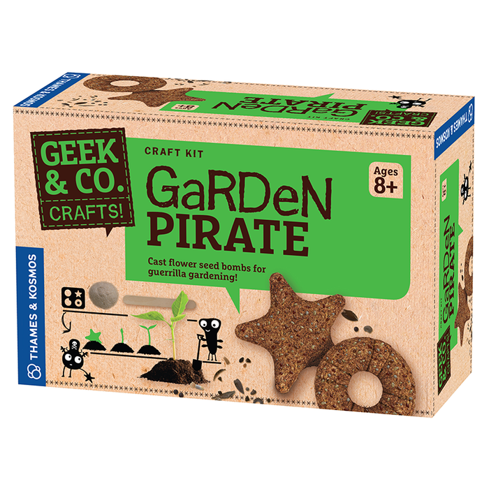 Thames and Kosmos 553001 Garden Pirate