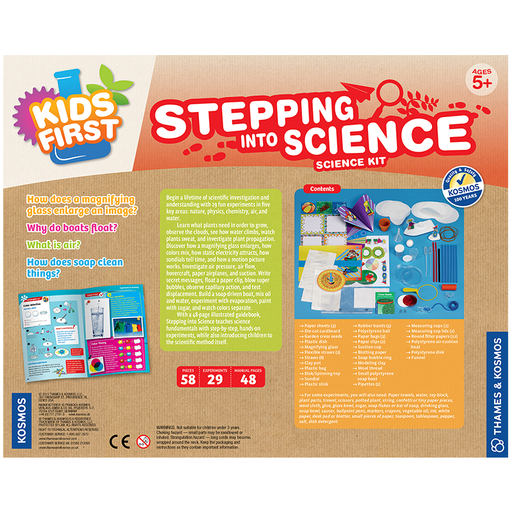 Thames and Kosmos 567001 Stepping Into Science
