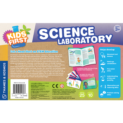 Thames and Kosmos 567005 Kids First Science Laboratory