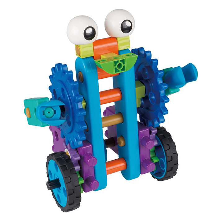 Thames and Kosmos 567009 Robot Engineer Kit and Storybook