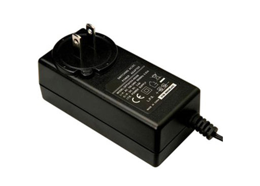 NTE Electronics 57-24D-1200-4 AC to DC Switching Regulated Power Supply Adapter