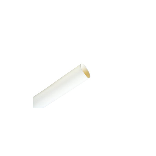 "3M™ Heat Shrink Thin-Wall Tubing FP-301-1/8-48""-White-Hdr, 48 in Length"