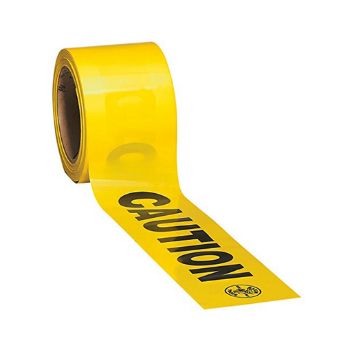 Klein Tools 58000 200' Caution Warning Tape Barricade