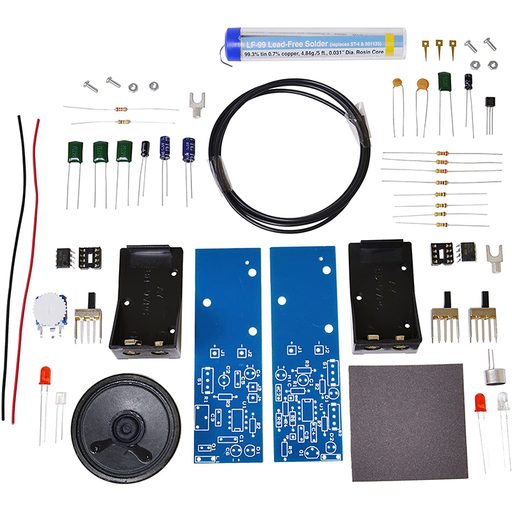 Elenco FO-30K Adventure in Fiber Optics Kit
