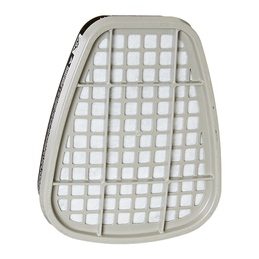 3M Safety 6001 Low-Maintenance Organic Vapor Cartridge, For 6000 and 7000 Series Air Purifying Respirator