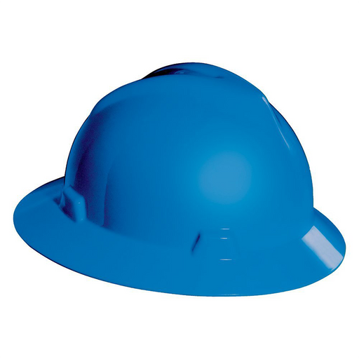 Klein Tools 60030 V-Gard Blue Hard Hat