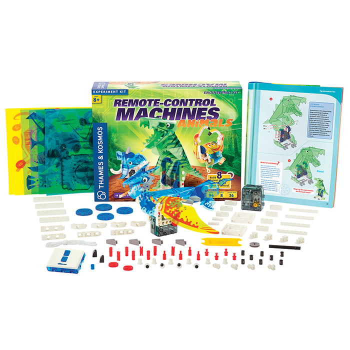 Thames and Kosmos 620373 Remote-Control Machines Animals