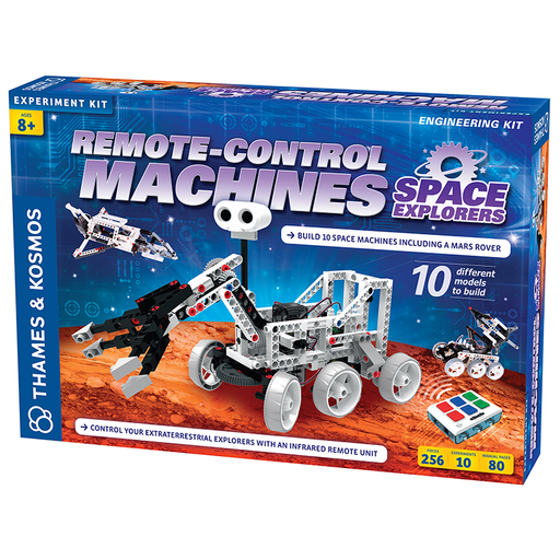 Thames and Kosmos 620374 Remote-Control Machines: Space Explorers