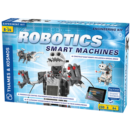 Thames and Kosmos 620375 Robotics Smart Machines