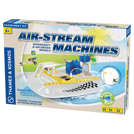 Thames and Kosmos 620912 Air-Stream Machines