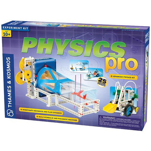 Thames and Kosmos 625314 Physics Pro (V 2.0) Science Kit