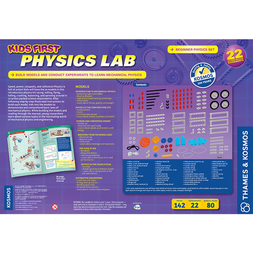 Thames and Kosmos 628318 Kids First Physics Lab