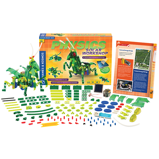 Thames and Kosmos 628918 Solar Workshop (V 2.0) Science Kit