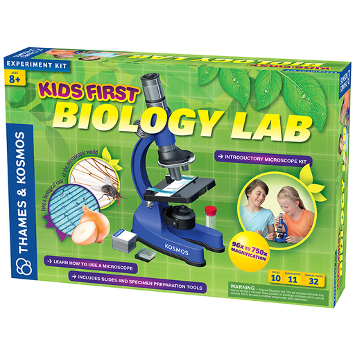 Thames and Kosmos 635213 Kids First Biology Lab