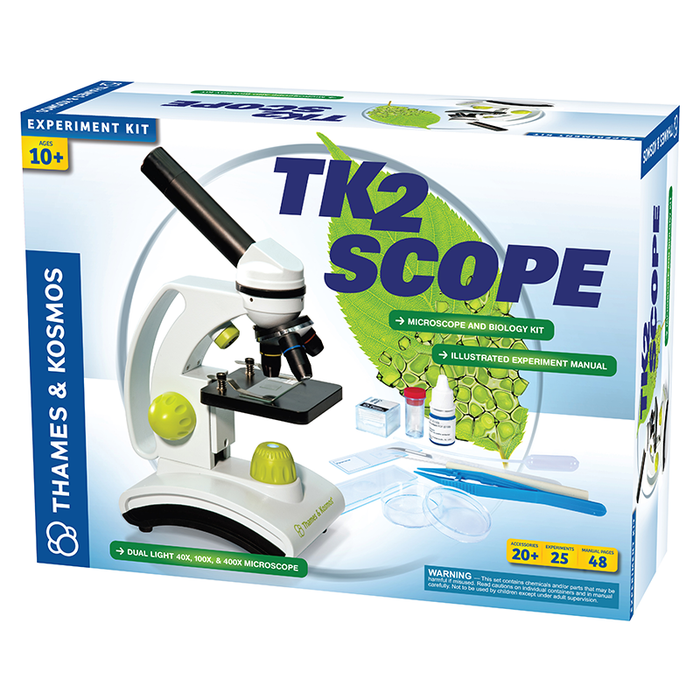Thames and Kosmos 636815 Biology Tk2 Scope