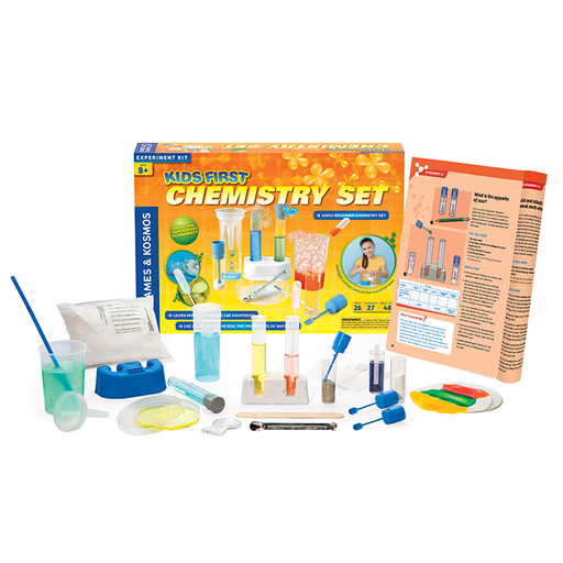 Thames and Kosmos 642921 Kids First Chemistry Set