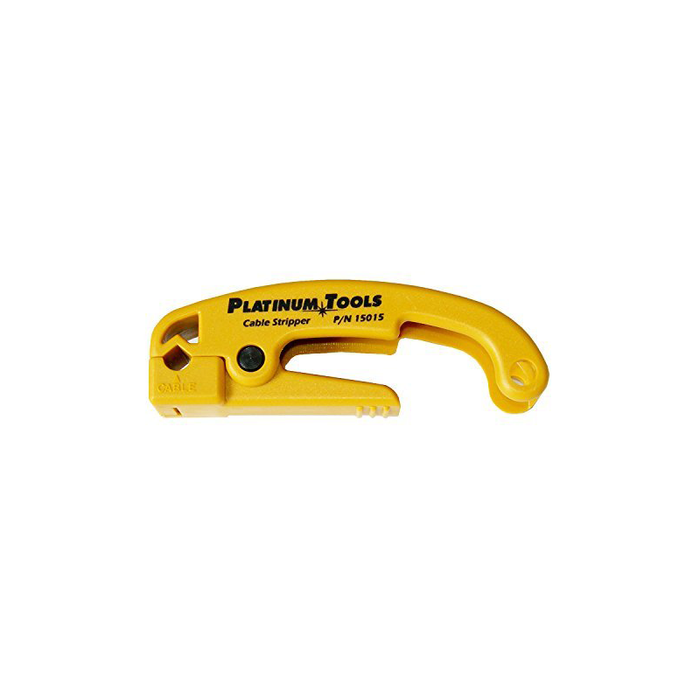 Platinum Tools 15015C Cat 5 Cable Jacket Stripper
