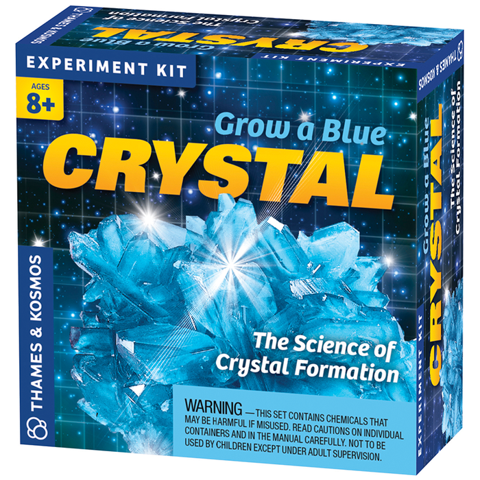 Thames and Kosmos 656034 Grow a Blue Crystal