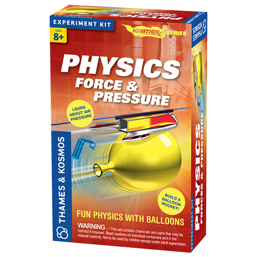Thames and Kosmos 659271 Physics Force & Pressure