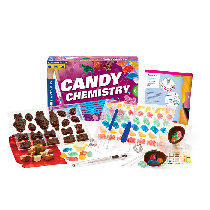 Thames and Kosmos 665003 Candy Chemistry