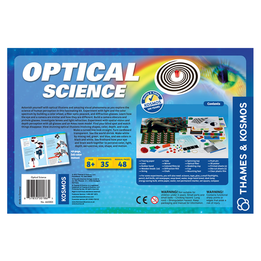 Thames and Kosmos 665005 Optical Science