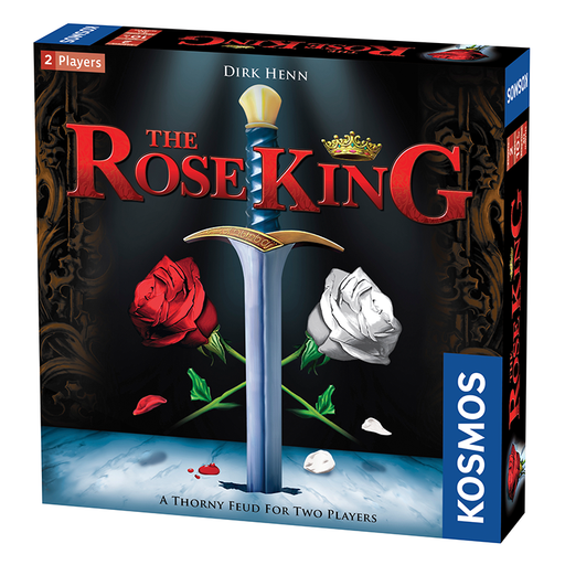 Thames and Kosmos 691790 The Rose King Game