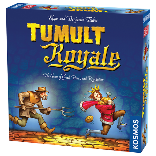 Thames and Kosmos 692483 Tumult Royale Board Game