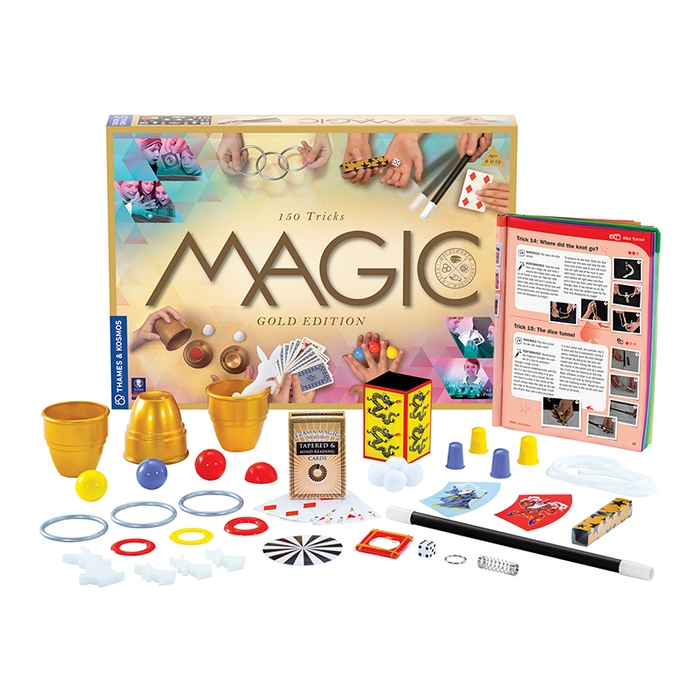Thames and Kosmos 698232 Magic: Gold Edition