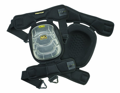 CLC 378 Gel-Tek™ Stabili-cap™ Articulated Kneepads