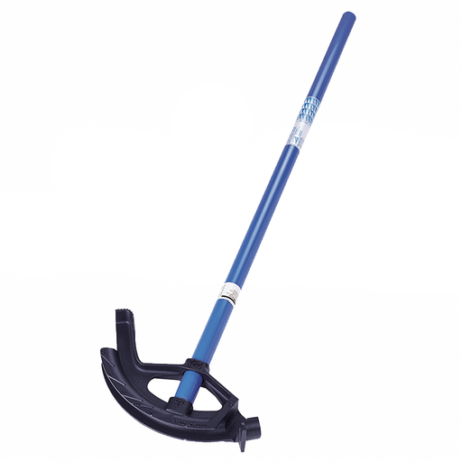 "Ideal 74-027 Ductile Iron Bender 74-002 w/ Handle - 3/4"" EMT/1/2"" Rigid/1/2"" IMC"