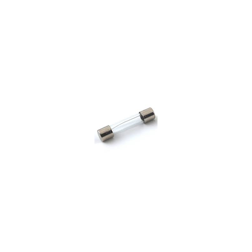 NTE 74-6SG2.5A-B Fuse-Mini 6 X 30MM Glass 2.5A 125V/250V Slow Blow 5/PKG Blister
