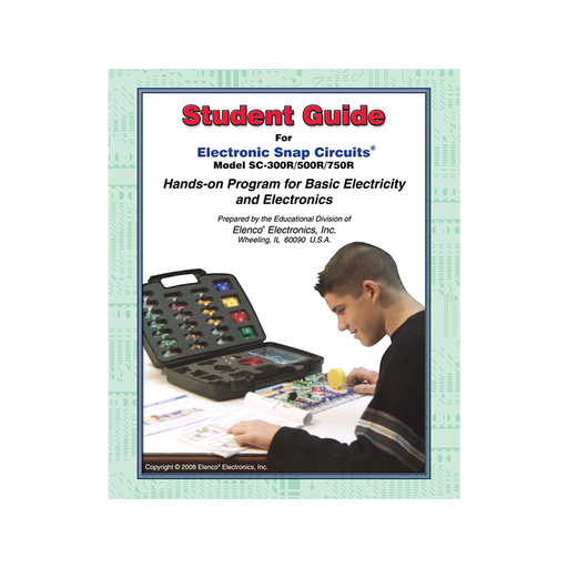 Elenco 753307 Student Guide for SC300/SC500/SC750