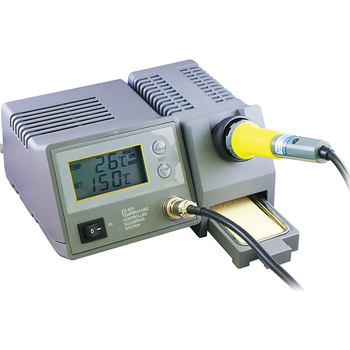 Elenco ZD-931 Soldering Station Deluxe Temperature Controlled
