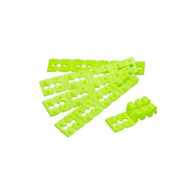 Ideal 172451L Spacer Shims, Catepillar Design, 25 per Pack